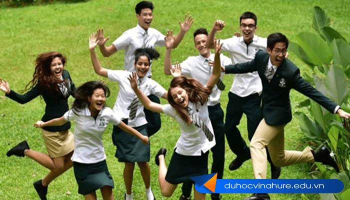 Du học Trung học phổ thông tại Singapore