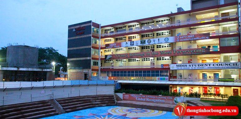 thạc sĩ tài chính tại học viện mdis singapore