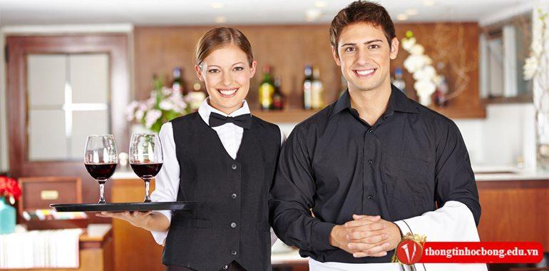 Du học singapore ngành nhà hàng khách sạn