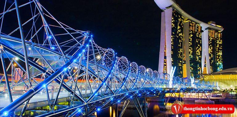 Du lịch bụi Singapore