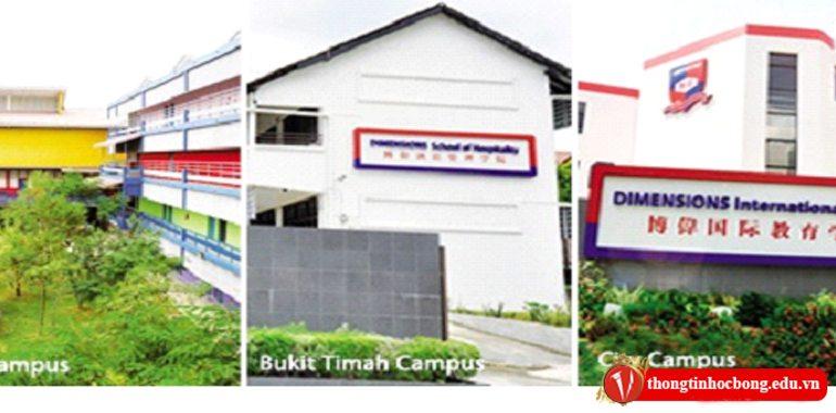 học cao học tại singapore