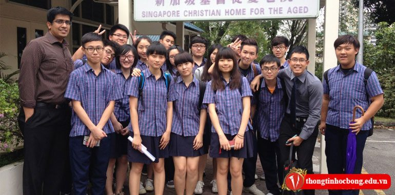 trường trung học saint francis methodist