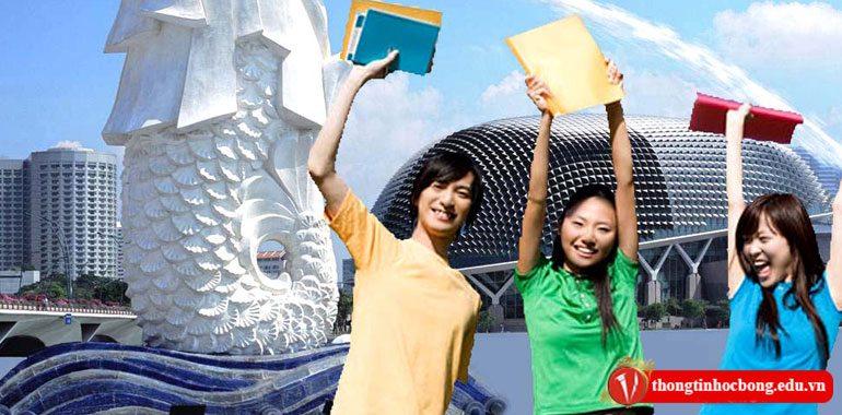 Chi phí du học Singapore năm 2017