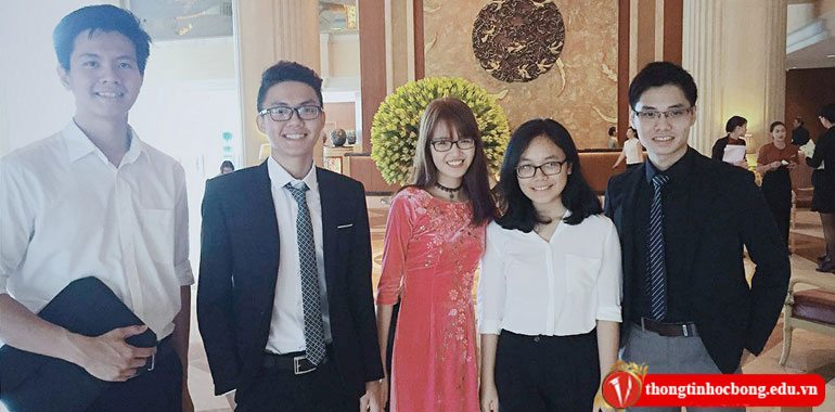 Ngày hội tuyển sinh du học Singapore 2016