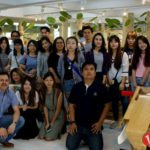 Hội thảo du học Singapore ngành thiết kế và kinh doanh tại trường rafflles