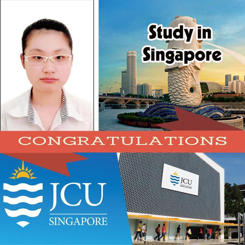 Visa du học Singapore