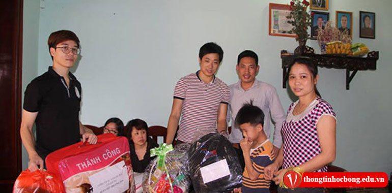 Chương trình từ thiện tại Vĩnh Phúc
