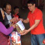 Chương trình từ thiện xuân ấm áp 2015