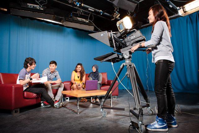 ngành Truyền thông chuyên nghiệp tại Học viện Phương tiện và Truyền thông MDIS (Singapore)