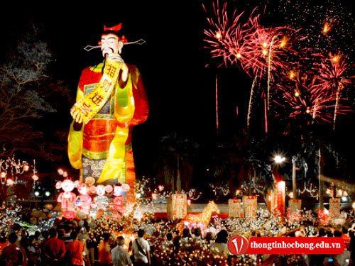 Lễ hội Singapore River Hongbao