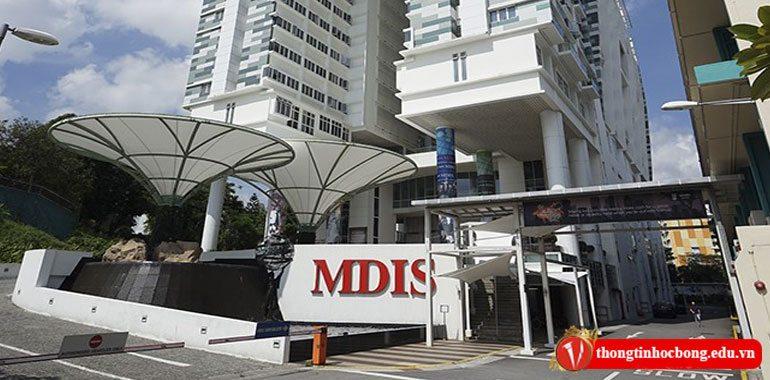 Tuần lễ vàng du học Singapore cùng Học viện MDIS