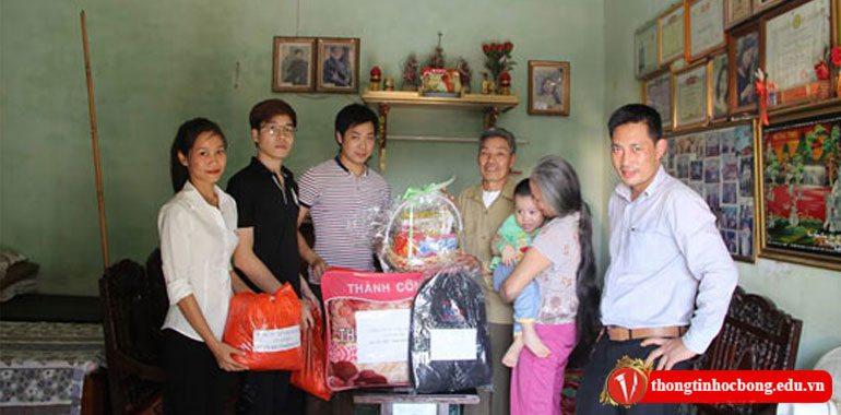 Chương trình từ thiện do Vinahure tổ chức