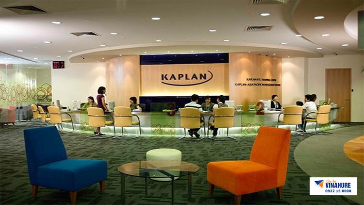 Học bổng khủng học viện Kaplan Singapore 1