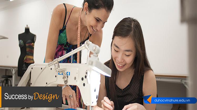 Raffles Singapore – Học viện Thiết kế thời trang hàng đầu châu Á