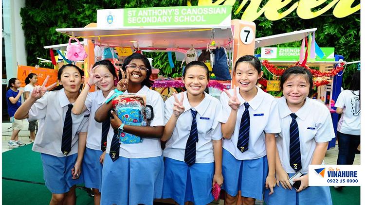 Du học THPT tại Singapore